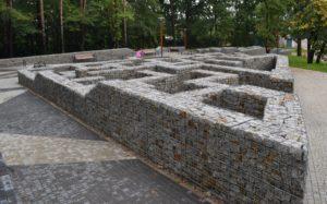 Konstrukcje gabionowe