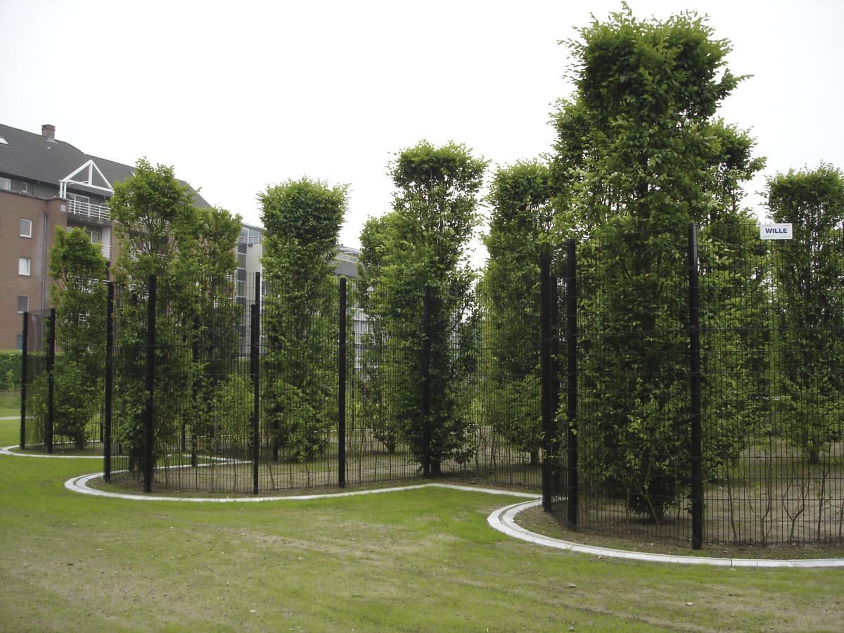 Poważne Montaż paneli ogrodzeniowych na nierównym terenie - Betafence OB67