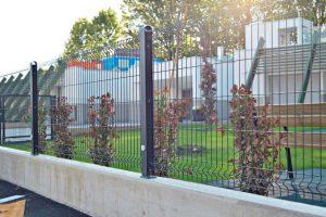 panele ogrodzeniowe nylofor 3d crevalcore włochy Ogradzamy
